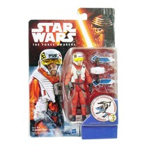 Star Wars X-Wing Pilot Asty