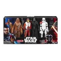 Star Wars The Force Awakens 6-pack speelfiguren