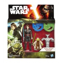 Star Wars Force Link - Anakin Skywalker en Yoda