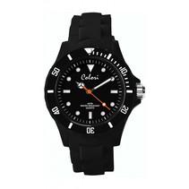 Classic 5 Horloge zwart