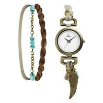 Serene Watch & Bracelet Set