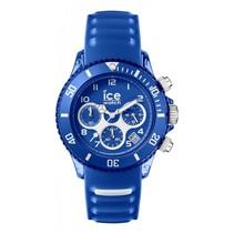 Aqua Horloge blauw - Ø48mm