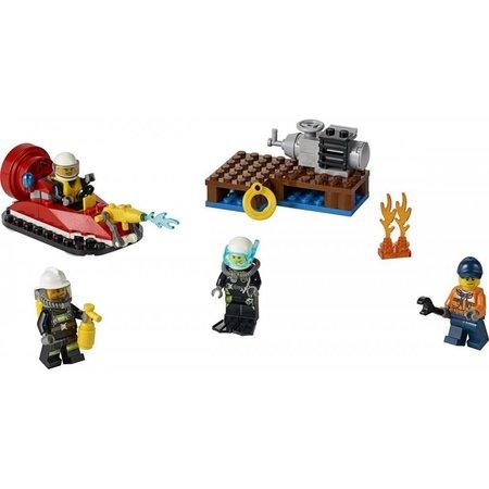 Lego City Brandweer starter 60106
