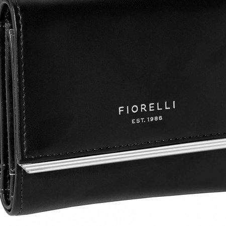 Fiorelli Addison Frame heren portefeuille zwart FS0915