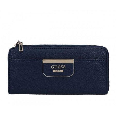 Guess Bobbi dames portemonnee blauw NS642252