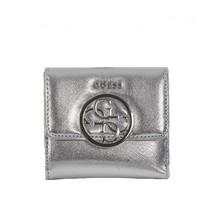 Kamryn mini dames portemonnee zilver