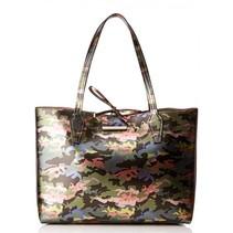 Bobbi reversible shopper mulitcolor