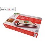 Royalty Line 3 Delige keramische bakvormen-ovenschalen set RL-CC3
