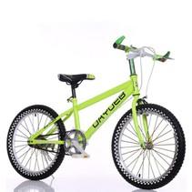 BMX jongensfiets 20 inch groen