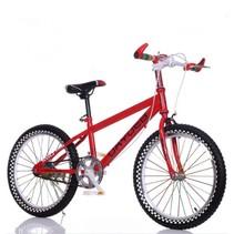 BMX jongensfiets 20 inch rood
