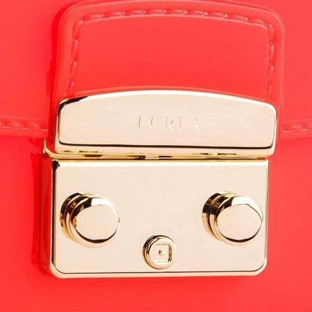 Furla Candy mini PVC crossbody 961668 B BOC3 PL0