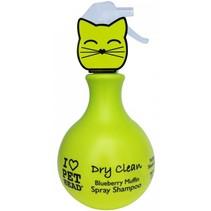 Cat dry clean spray