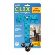 Toilet training bells