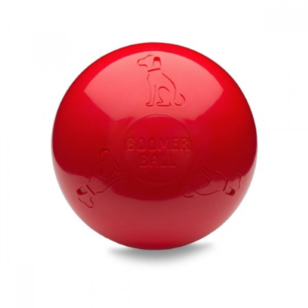Boomer ball Boomer ball rood 200mm K980082-rood