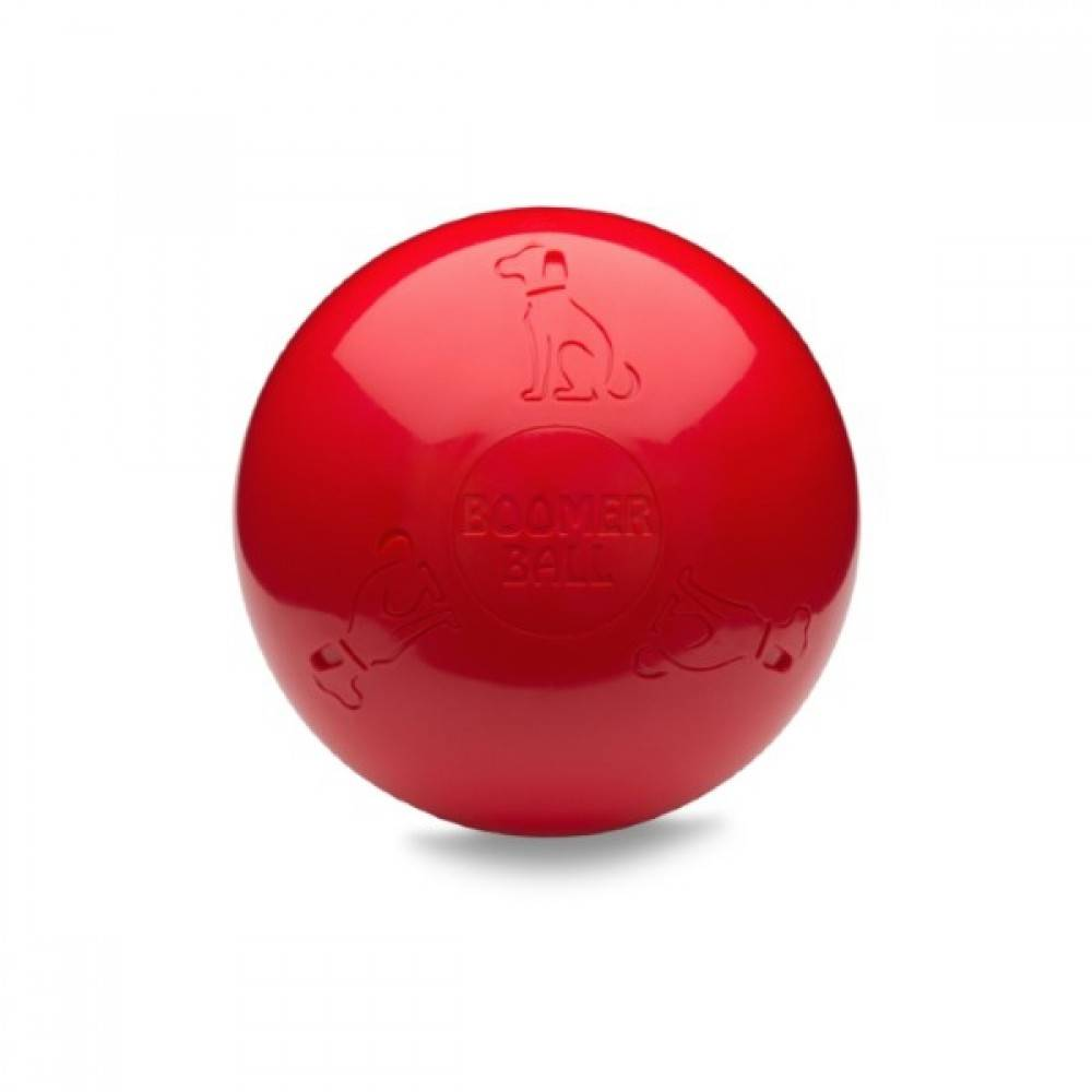 Boomer ball Boomer balls rood 150 mm K980072-Rood