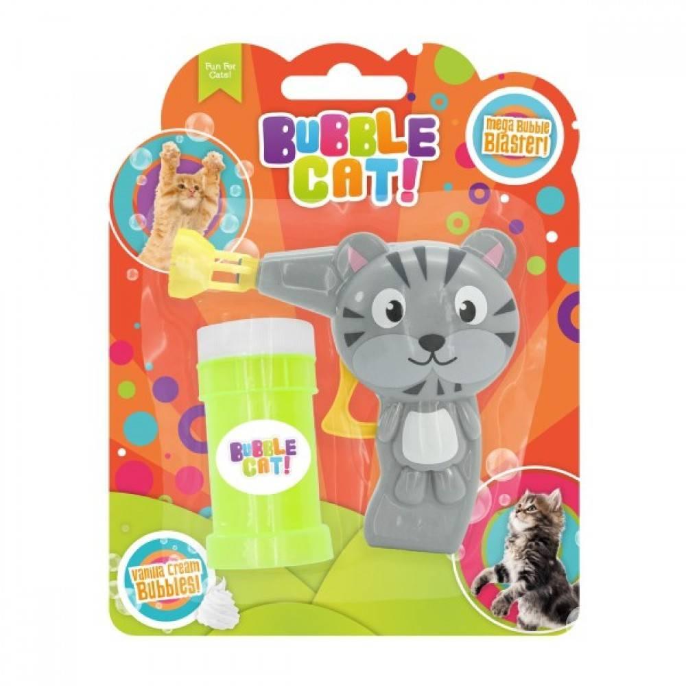 Bubble Cat Bubble cat manual gun vanilla 0BC010