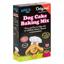 Oven cake mix