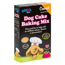 Oven cake mix - carrot