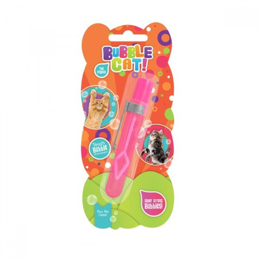 Bubble Dog Catty tuff bubbles vanilla 0BD201