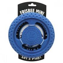 Lets play! Frisbee mini blauw