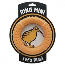 Lets play! Ring mini oranje