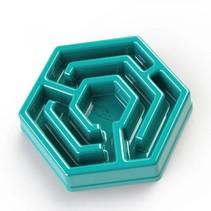 Hexa bowl - blauw