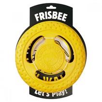 Lets play! frisbee oranje