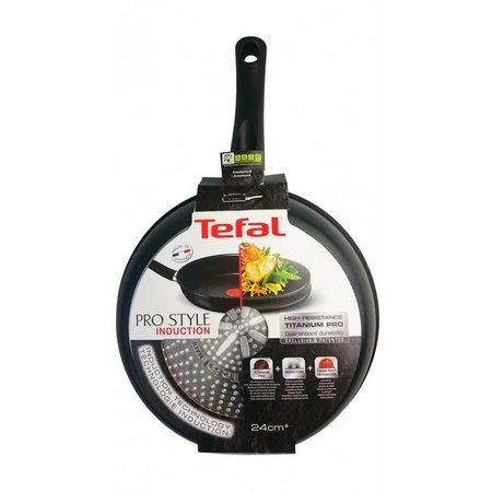 Tefal Pro Style induction Titanium Pro Thermospot koekenpan Ø24 cm E4260412