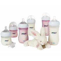 Starterset voor pasgeborenen roze