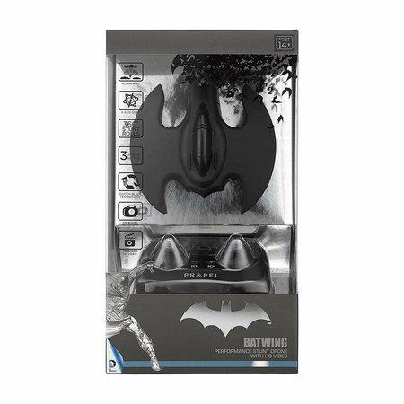 Propel Batwing Batman Stunt Drone Met HD Cam WB-4015-2