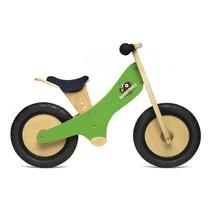 Chalkboard Kinderloopfiets - groen