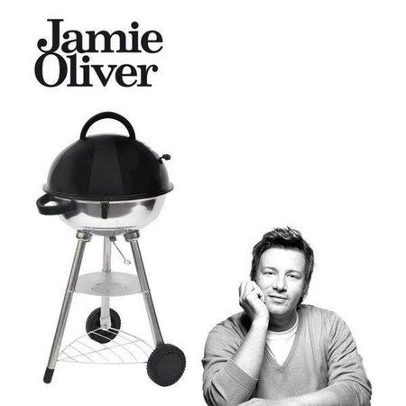 Jamie Oliver BBQ Houtskoolbarbecue 3 in 1 smoker