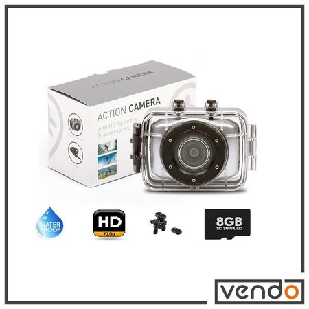 thumbsUp! HD mini action camera ACTCAMSIL-AIR