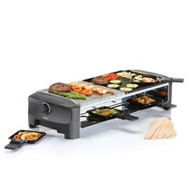 Raclette 8 Stone & Grill Party