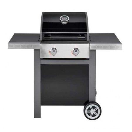 Jamie Oliver Home 2 Gasbarbecue - 2 branders - zwart G1040