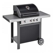 Home 3 Gasbarbecue - 3 branders - zwart
