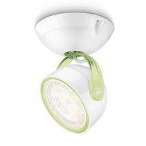 myLiving LED Spot Dyna lichtgroene details