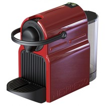 Inissia Nespresso Ruby Red Koffiecapsulemachine