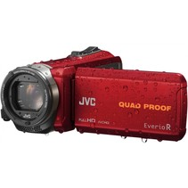 videocamera rood