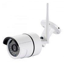 IP-beveiligingscamera Buiten Rond