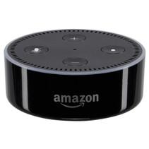 Dot 2 zwart Smart Assistant draagbare luidspreker