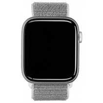 Watch Nike+ Series 4 GPS Cell 44mm zilver alu Nike loop