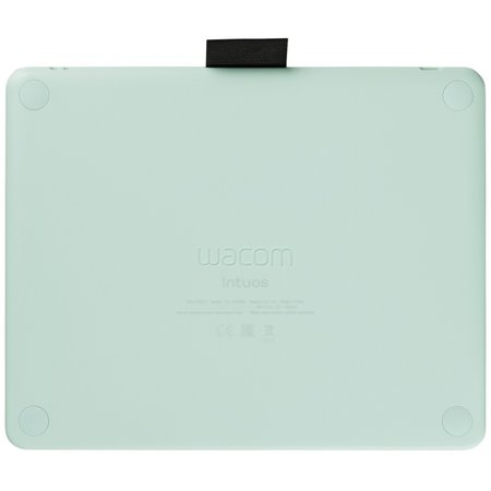 Wacom Intuos S Bluetooth tekentablet pistache CTL-4100WLE-N