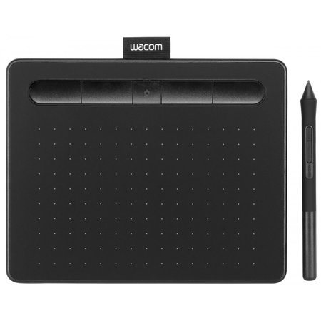 Wacom Intuos tekentablet S Bluetooth zwart CTL-4100WLK-N