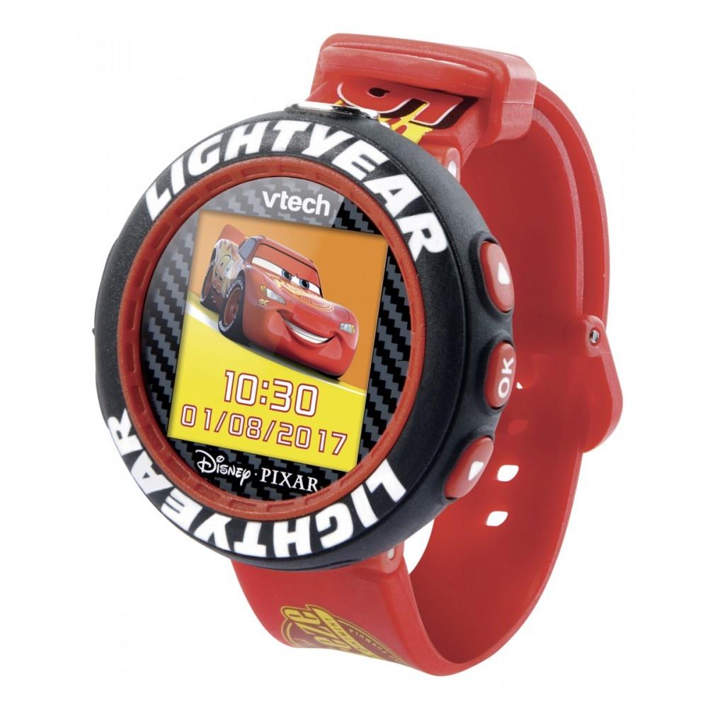 VTech Kidizoom Cars 3 horloge met camera 80-507204