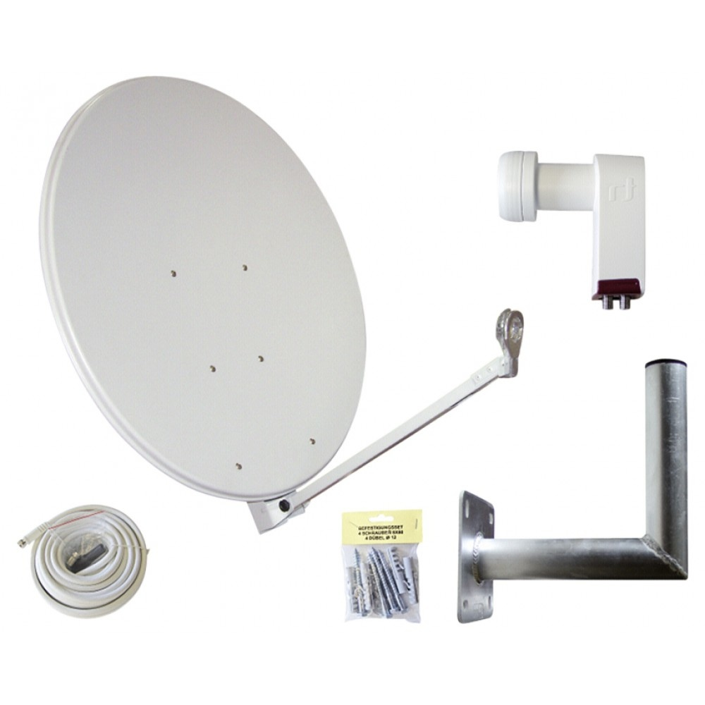 Allvision Twin-Set Satellietset SAH-S 160
