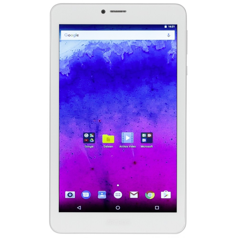 Archos Tablet Core 70 3G wit/rood 5003693
