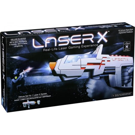Laser X Beluga Deluxe Blaster 79002