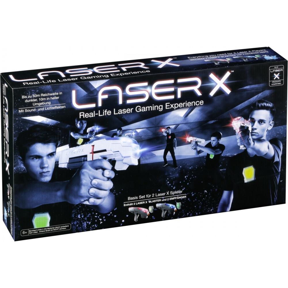 Laser X Beluga Double 74610111