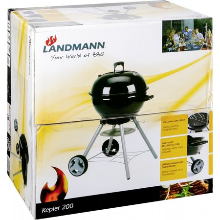 Landmann Kepler 200 Kogelbbq - barbecue 11140